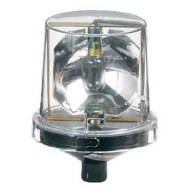 federal signal 225x-120c rotating light, 120vac, hazardous location, clear Federal Signal 225X-120C Rotating Light, 120VAC, Hazardous Location, Clear