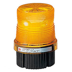 federal signal fb2pst-012-024a strobe, 12-24vdc, pipe/surface mount, amber Federal Signal FB2PST-012-024A Strobe, 12-24VDC, pipe/surface mount, Amber