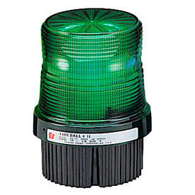 federal signal fb2pst-012-024g strobe, 12-24vdc, pipe/surface mount, green Federal Signal FB2PST-012-024G Strobe, 12-24VDC, pipe/surface mount, Green