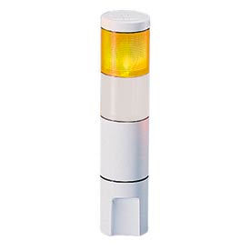 federal signal msl2-120ac microstat, 2-high, 120vac, amber/clear Federal Signal MSL2-120AC Microstat, 2-High, 120VAC, Amber/Clear