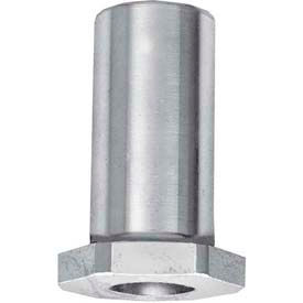 Fisher 2926-3300, Pipe To Hose Adapter, Polished Chrome