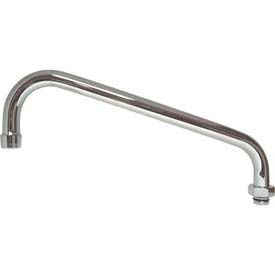 "Fisher 3961, 8"" Swing Spout, Polished Chrome"