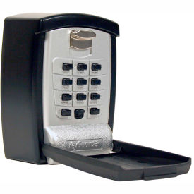 fjm security keyguard surface mount key storage lock box sl-590 - keypad lock, holds 1-5 keys FJM Security KeyGuard Surface Mount Key Storage Lock Box SL-590 - Keypad Lock, Holds 1-5 Keys