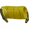 "14X12B03 Guardair 14X12B03, 1/4"" Id X 12 Recoil Air Hose Nylon Coilguard;"