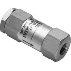 "38H18 Guardair 38H18, 3/8"" Npt Excess Flow Check Valve"