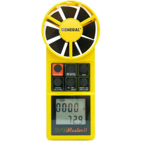 DCFM8906 General Tools DCFM8906 Digital One Piece Airflow Meter with CFM Display