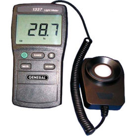 DLM1337 General Tools DLM1337 Jumbo Display Wide Range Digital Light Meter