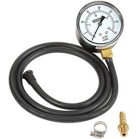 GPK035 General Tools GPK035 Analog Gas Pressure Kit, 0 To 35 Inches Wc W/ Tubing Fitting & Blow Mold Case
