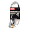 01004.63.01 Carol 01004.63.01 4 Dryer Cord, 4#10awg 30a/250v - Black