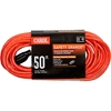 03354.63.04 Carol; 03354.63.04 50 Safety Orange Extension Cord, 16/3 SJTW, 13 Amp, 125v