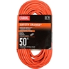 03356.63.04 Carol;  03356.63.04 50 Safety Orange Extension Cord, 14awg 13a/125v