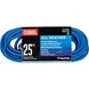 03660.63.07 Carol 03660.63.07 25 All Weather Extension Cord, 14awg 15a/125v - Blue