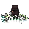 0159-23 Greenlee 0159-23 Journeymans Metric Tool Kit 21 Piece
