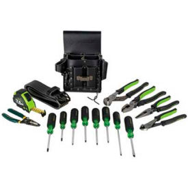 0159-24 Greenlee 0159-24 Electricians Metric Tool Kit 16 Piece