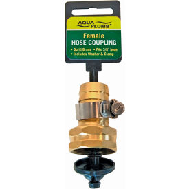 3527FM AquaPlumb; 3527FM 5/8 in. Female Hose Repair Coupling