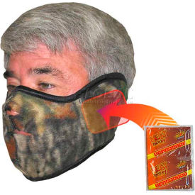 Heat Factory Heated Face Mask Mossy Oak, 1780-MOB