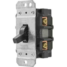 30002DS Short Toggle Switch 30 AMP 600V