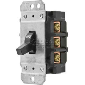 30003D Toggle Switch 30 AMP 600V 3 Phase