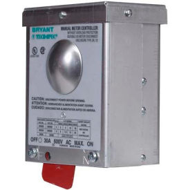NEMA 3R Enclosed Controller / Disconnect 30 AMP