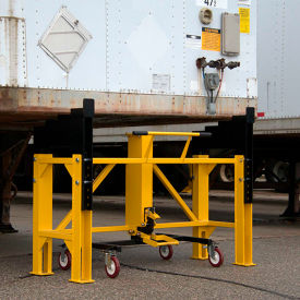 Ideal Warehouse AutoStand Wide Trailer Stand 60-5445 100,000 Lb. Static Capacity