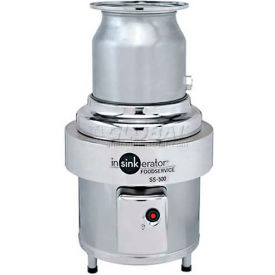 insinkerator ss-500 commercial garbage disposer only, 5 hp InSinkErator SS-500 Commercial Garbage Disposer Only, 5 HP