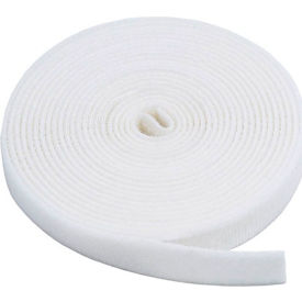 "VELCRO® Brand One-Wrap® Hook & Loop Tape Fasteners White 3/4"" x 15"