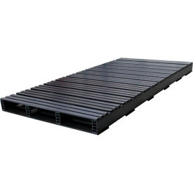 Jifram Extrusions 05000290 Mattress Pallet Twin XL Size 80 x 39 Two-Way Entry 1000 Capacity
