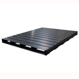Jifram Extrusions 05000301 Mattress Pallet Full/Double Size 74 x 54 Two-Way Entry 1000 Capacity