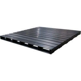 Jifram Extrusions 05000334 Mattress Pallet California King Size 84 x 72 Two-Way Entry 1000 Capacity