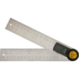 "1888-0700 Johnson Level 1888-0700  7"" Digital Angle Locator and Ruler"