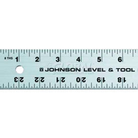 "J72 Johnson Level J72 72"" Heavy Duty Aluminum Straight Edge"