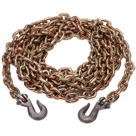 "10034-20BX Kinedyne Grade 70 Chain with Hooks in a Box - 20 x 5/16"" - 10034-20BX"