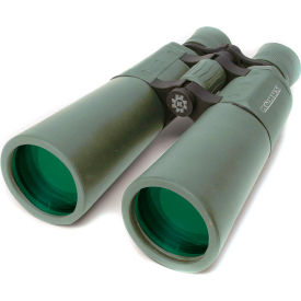 Konus 2202 Proximo 9x63mm Binoculars, Central Focus, Bak-4, Green