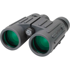 Konus 2337 Emperor 8x42mm Wide Angle Binoculars, Central Focus, Waterproof, Phase Corrected, Grey