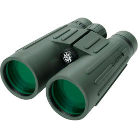 Konus 2340 Emperor 12x50mm Wida Angle Binoculars, Central Focus, Waterproof, Phase Corrected, Green