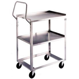 6610 Lakeside; 6610 Ergo-One System Stainless Steel Cart 31 x 19 x 44 300 Lb Cap