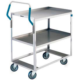 6800**** Lakeside; 6800 Ergo-One System Stainless Steel Cart 28 x 16 x 44 500 Lb Cap