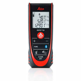 838725 Leica DISTO; D2 US 320ft Bluetooth 4.0 Laser Distance Meter, 838725