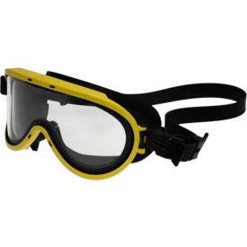 paulson chemical goggles silicone frame and strap, polycarbonate lens, 510-cd