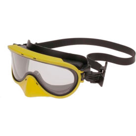 paulson chemical goggles silicone frame and strap, noseguard, polycarbonate lens, 510-cdn