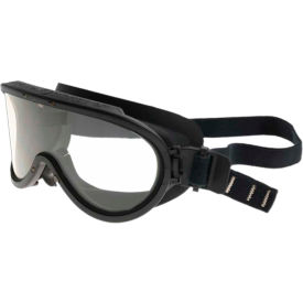 paulson a-tac® structural firefighter goggles, elastic strap, apec lens