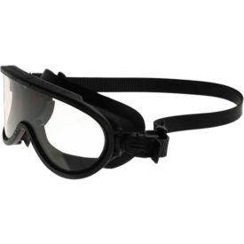 paulson a-tac® structural firefighter goggles, silicone strap, apec lens