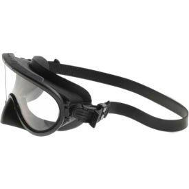 paulson a-tac® structural firefighter goggles, nose guard, silicone strap, apec lens