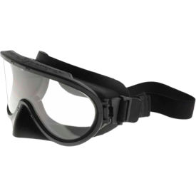 paulson a-tac® wildland firefighter goggles, elastic strap, poly lens, 510-wen