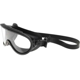 paulson a-tac® wildland firefighter goggles, silicone strap, polycarbonate lens