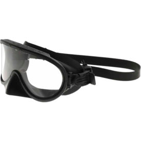 paulson a-tac® wildland firefighter goggles, nose shield, silicone strap, polycarbonate lens