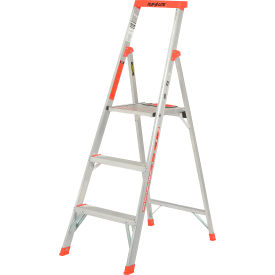 15273-001 Little Giant; Flip-N-Lite Aluminum Platform Step Ladder - 5 - 15273-001