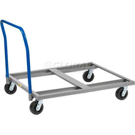 PDH-4048-6PH Little Giant; Pallet Dolly with Handle PDH-4048-6PH - 48 x 40 3600 Lb. Capacity