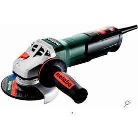 "metabo® wp 11-125 quick 4 1/2"" angle grinder w/ paddle switch - quick change Metabo® WP 11-125 Quick 4 1/2"" Angle Grinder W/ Paddle Switch - Quick Change"