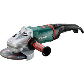 "metabo® w24-180 mvt 7"" angle grinder 15 amps, 8,500 rpm Metabo® W24-180 MVT 7"" Angle Grinder 15 Amps, 8,500 RPM"